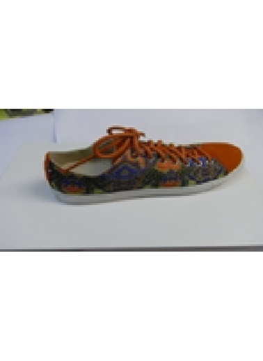 Due İtaliani Ayakkabı Oranj